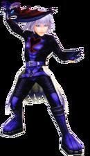 Data-Riku (Battle)