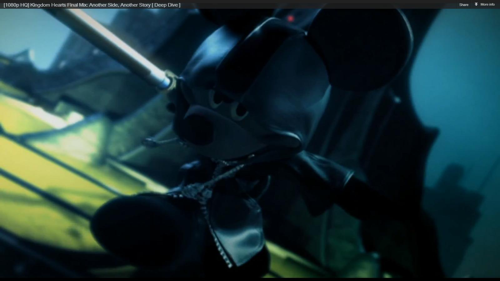 Image Deep Dive Mickey Png Kingdom Hearts Wiki Fandom Powered
