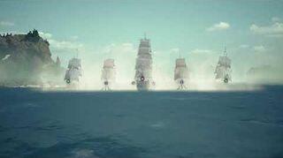 Kingdom Hearts III Expert Combat contre le navire de Luxord