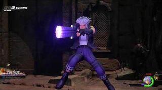 Kingdom Hearts III Re Mind Combat contre Xigbar, Riku obscur et Ansem (Riku)