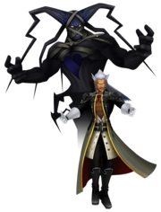 Ansem, Seeker of Darkness KH3D