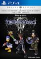 KHIII Jaquette Deluxe Bundle PS4