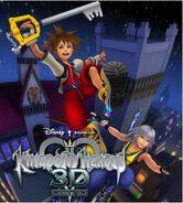 Sora et Riku 3D