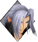 Sprite Sephiroth KH2 MadeinClém