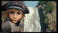 Cascade de Port Royal (Mission photo) Kingdom Hearts III