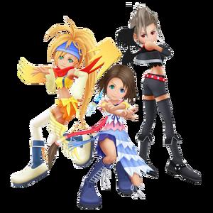 Final Fantasy Girl