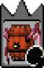 Naipe enemigo (CoM) - Araña de barril