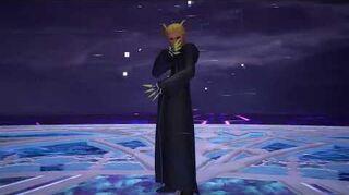 Kingdom Hearts III Re Mind Combat contre Larxene (Limitcut)