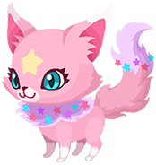 Pink Kitstar (Spirit) KHUX
