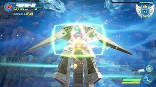 Kingdom Hearts III Expert Combat contre Schwartzgeist (rang A)