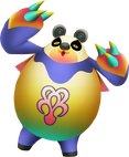 Kooma Panda (Spirit) KH3D