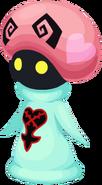 Pink Agaricus KHX