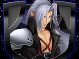 Guía de Kingdom Hearts/Sephiroth (Boss)