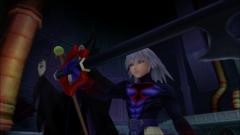 Ansem Riku Keyblade des cœurs KH1
