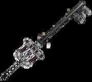 Eraqus's Keyblade KHBBS