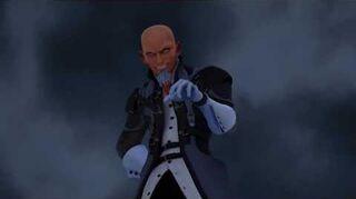 Kingdom Hearts III Expert Combat contre Ansem, Xemnas et le Jeune Xehanort