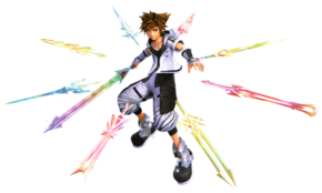 Sora (Ultimate Form) KHIII