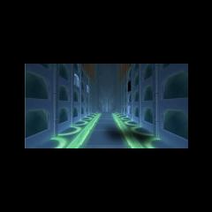 El bloque de la Prisión Turen.