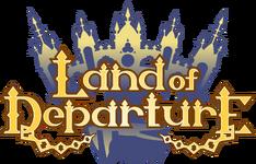 Land of Departure Logo KHBBS