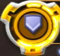 Médaille Gummi KH2 1