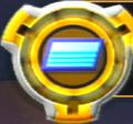 Médaille Gummi KH2 8