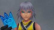 Riku's Game Face