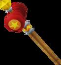 Hammer Staff KHII