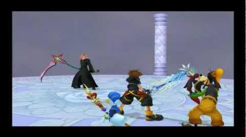 Kingdom Hearts 2 Final Mix - Marluxia(Absent Silhouette)