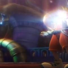 Sacrificio de Sora en el opening de KH 2