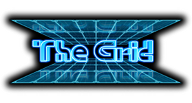 The Grid logo 1