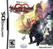 Kingdom Hearts 358-2 Days Boxart NA