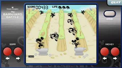 Classic Kingdom Union χ Cross - The Barnyard Battle
