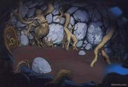 Destiny Islands- Secret Place (Art) KH