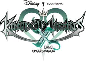 Kingdom Hearts chi Logo KHX