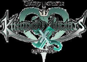 Kingdom Hearts chi Logo KHX