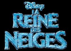 La Reine des neiges (Disney) Logo