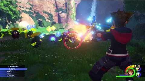 KINGDOM HEARTS III - Trailer de l'E3 2015