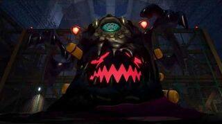 Kingdom Hearts III Critique Combat contre l'Immondice