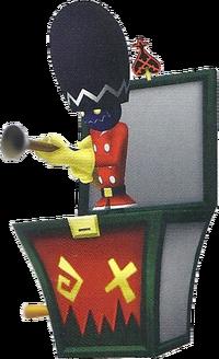 Toy Soldier KHII