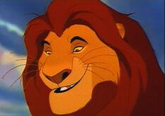Mufasa El Rey León