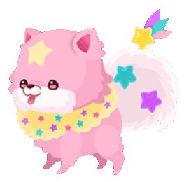 Pink Pupstar (Spirit) KHUX