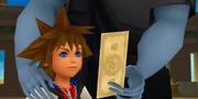 Sora's Entry Pass (KHFM) KHHD
