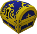 Gros coffre Château Disney