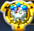 Médaille Gummi KH2 25