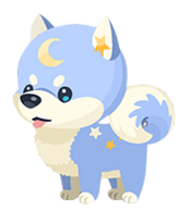 Blue Pupmoon (Spirit) KHUX