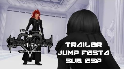 KH -HD 1.5 ReMIX- Trailer Jump Festa '13 (Sub