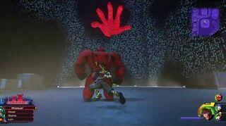Kingdom Hearts III Critique Combat contre les Obscubes