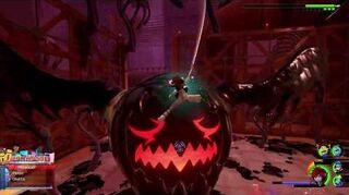 Kingdom Hearts III Expert Combat contre l'Immondice