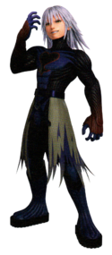 Dark Riku (Dark Mode) KHIII