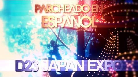 KINGDOM HEARTS III - D23 Trailer ESPAÑOL